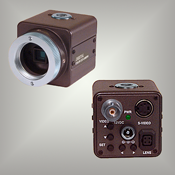 S-video CCD analog cameras - NTSC and PAL formats